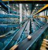 conveyor belts with profiles