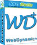 Novamedia WebDynamic Plus