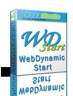 Novamedia WebDynamicStart websajt