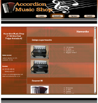 Accoridion Music Shop